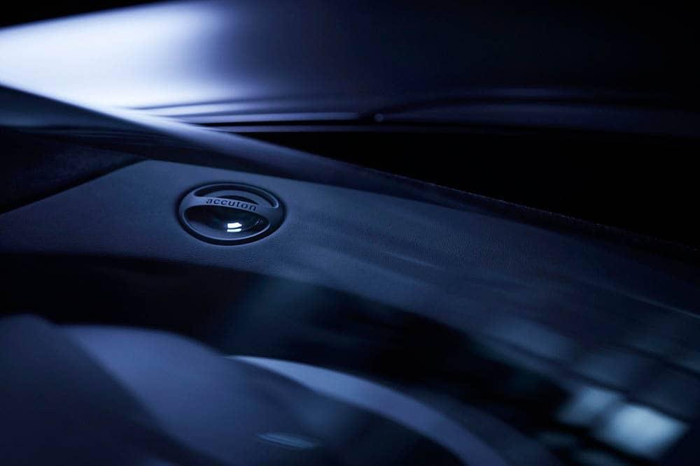 accuton x Bugatti
