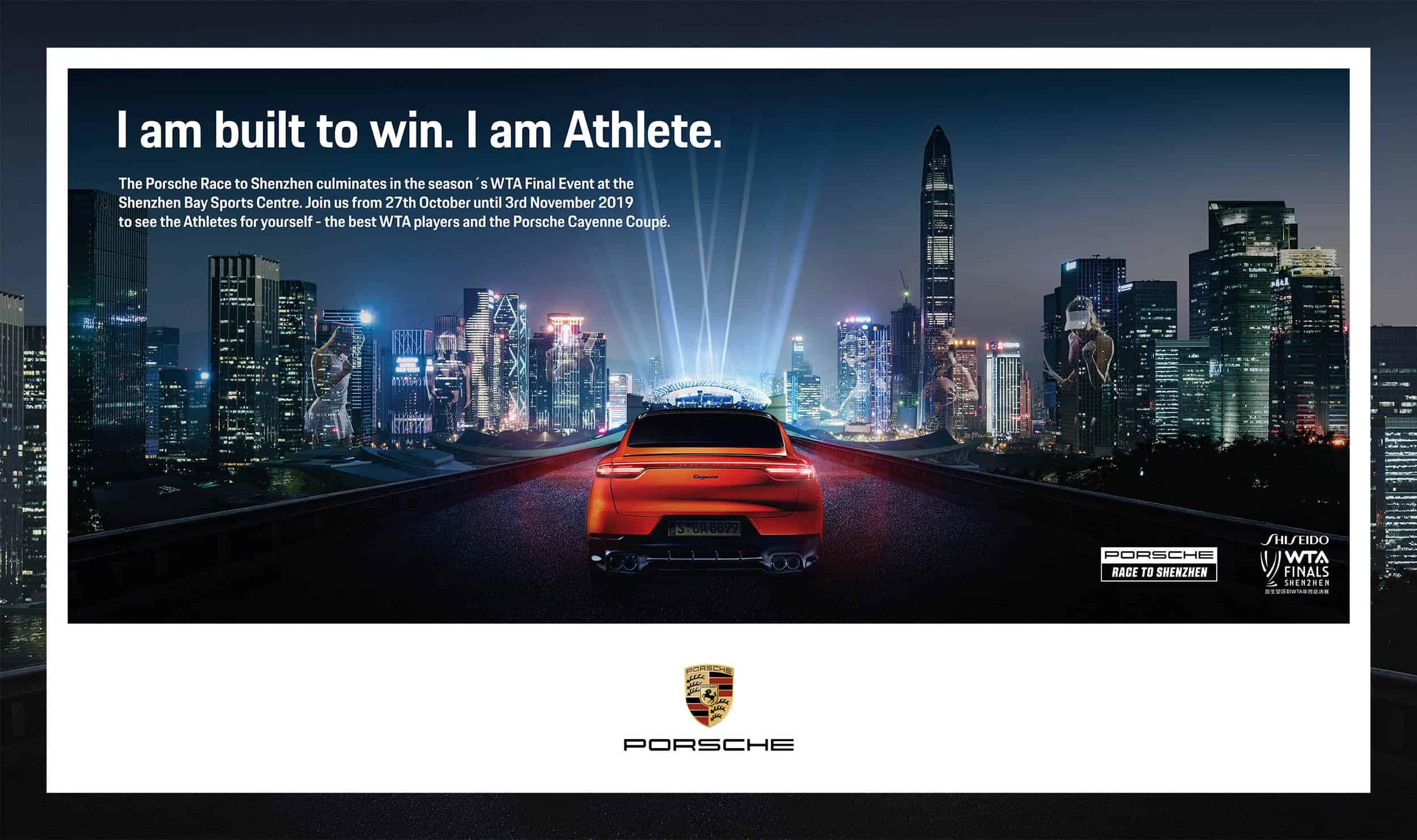 Porsche WTA